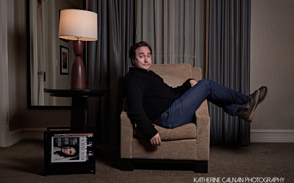 Mark Critch Canadian Comedian Actor and Writer Captured by Calgary Celebrity Photographer Katherine Calnan