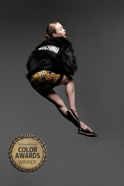 International Color Awards Honorable Mention Fashion Katherine Calnan Photography